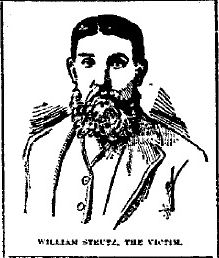 William Strutz artist rendering 1894