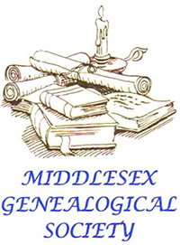 middledex geneaological society