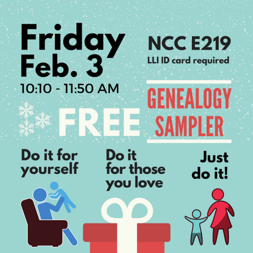 genealogy sampler class