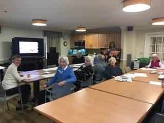 genealogy course Atria CT