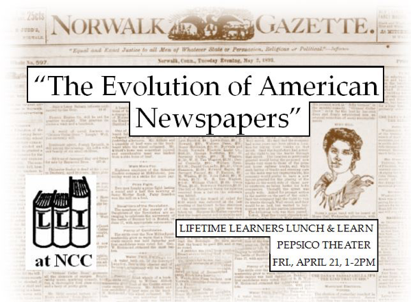 evolution of american newspapers
