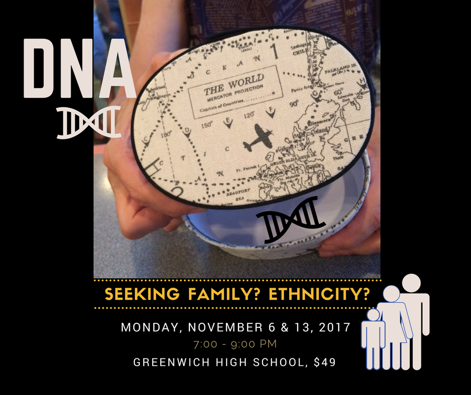 DNA for Genealogy Course