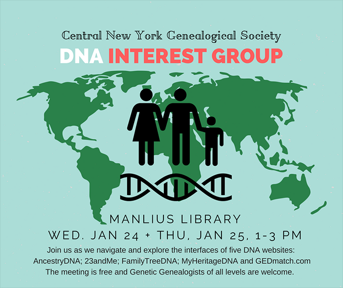 manlius library genealogy course