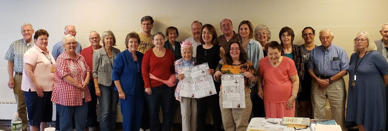 september genealogy event