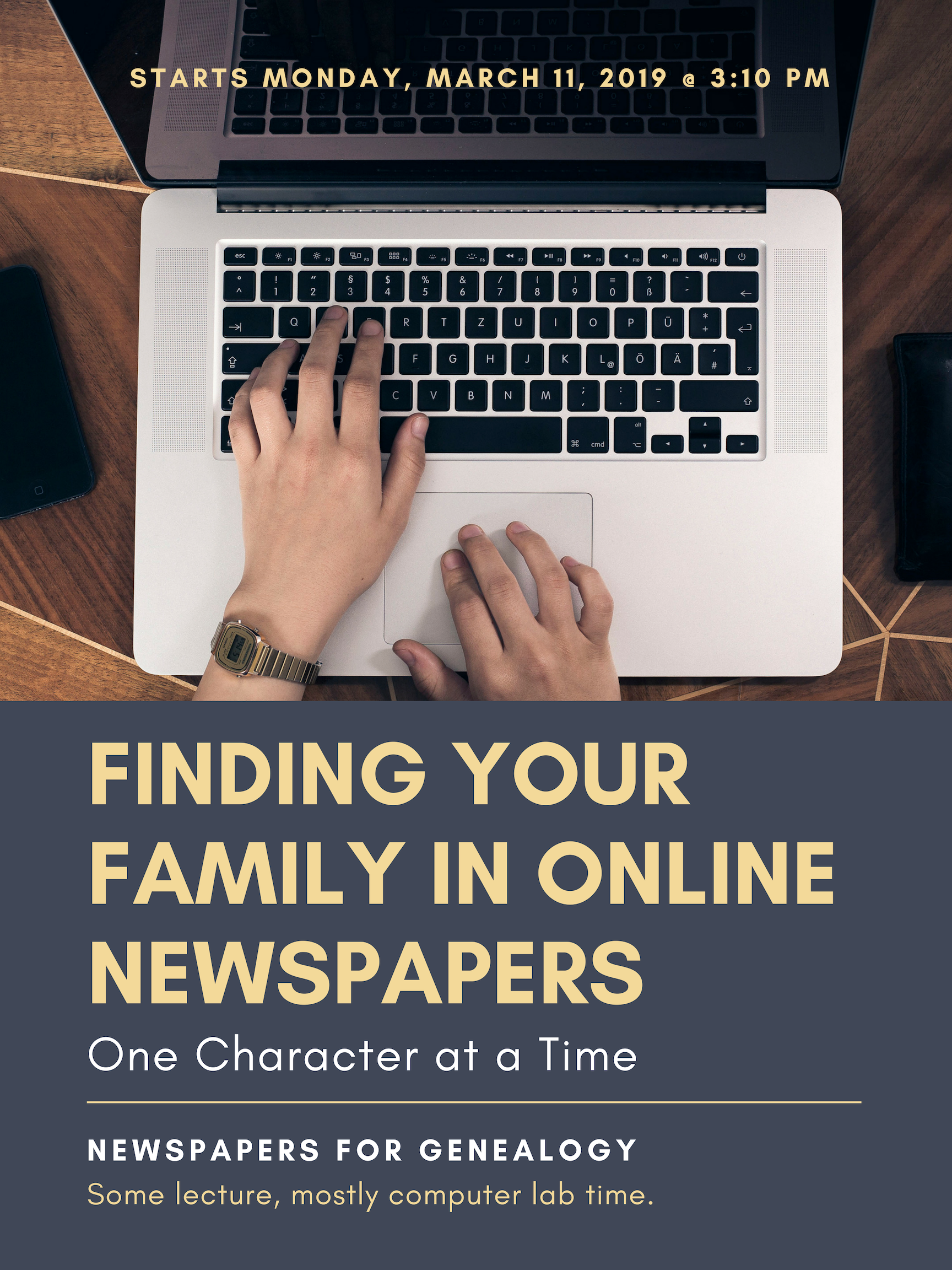finding your family in online newspapers