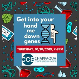 Chappaqua DNA Class