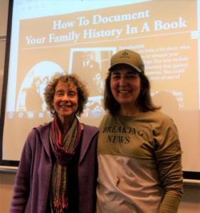 genealogy talk