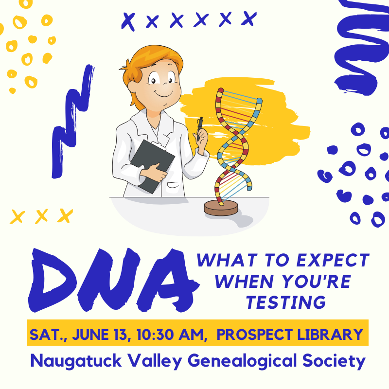 DNA What to expect when you are testing