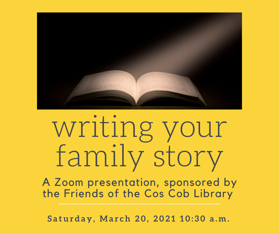 writing your family story