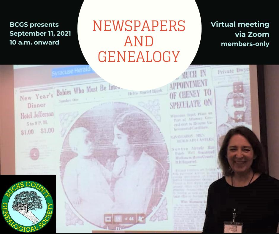 Bucks County Genealogical Society