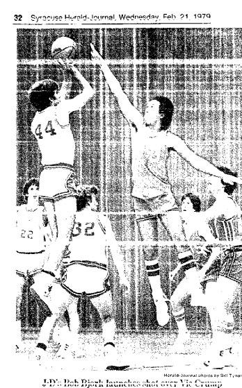Bob Bjork basketball champ