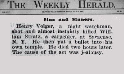 Chippewa Falls Herald July 13 1894