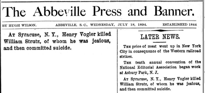 2 Strutz The Abbeville Press and Banner