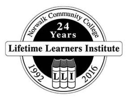 Lifetime Learning Institude, Norwalk CC