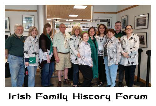 Irish Family History Forum