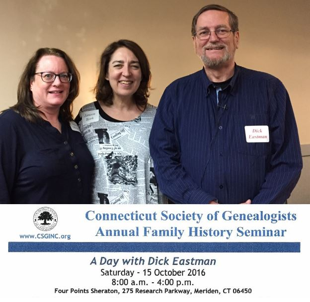CT Society of Genealogists