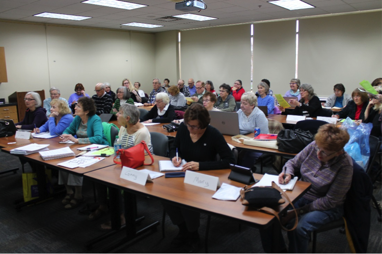 Manlius Library Genealogy class