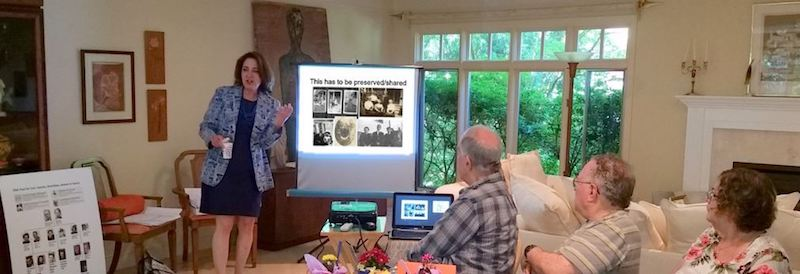 Janeen Bjork Genealogy Course