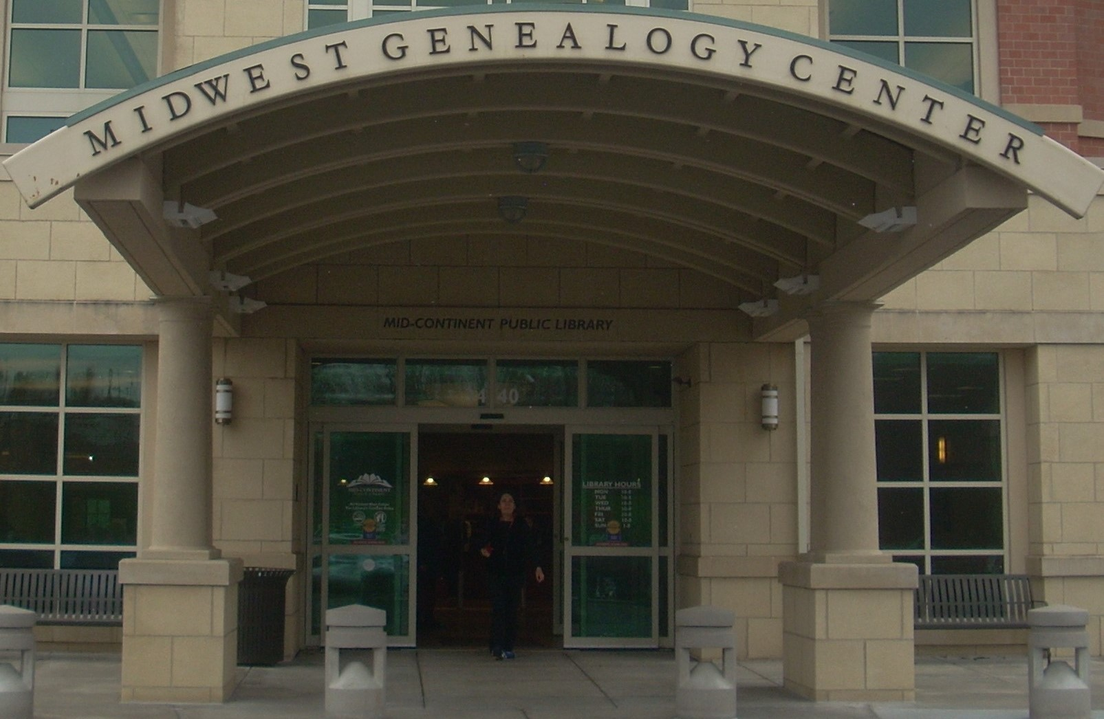 Midwest Genealogy Center