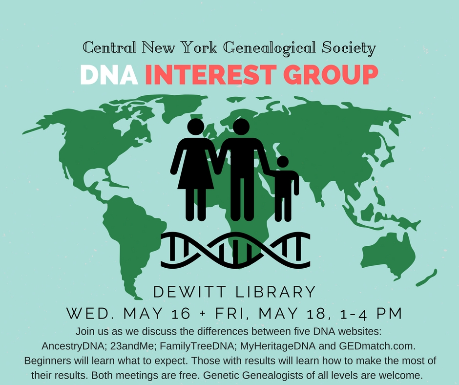CNYGS DNA Group