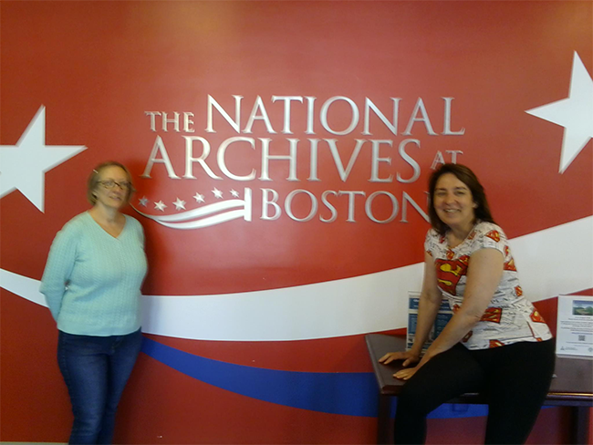 national archives boston