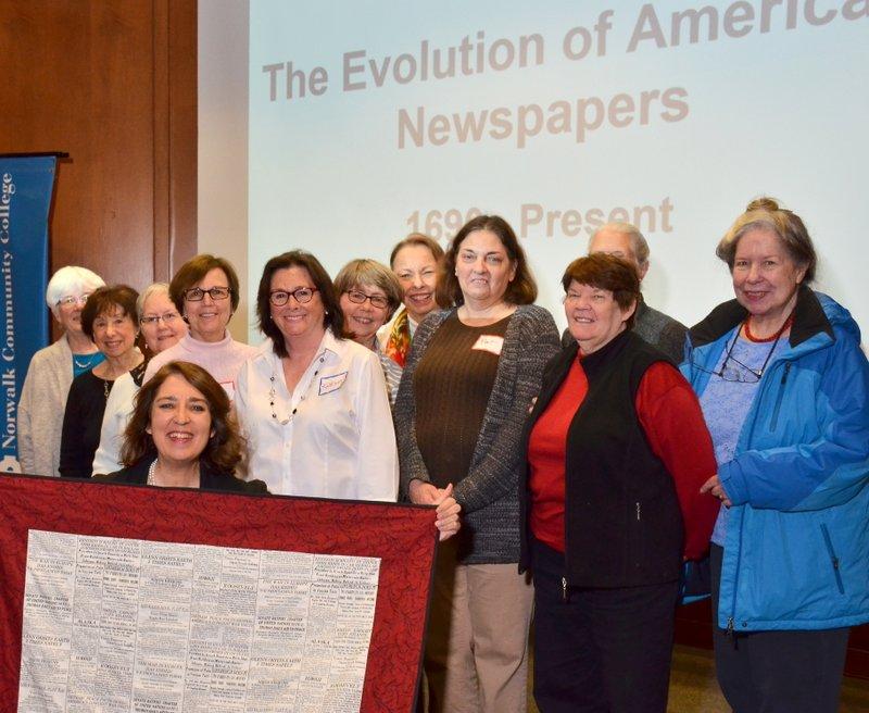 Norwalk Community College Genealogy Course