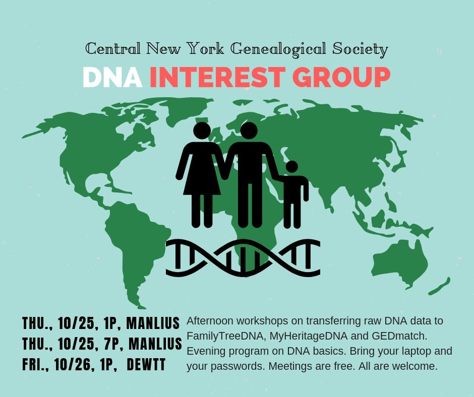 DNA Interest Group