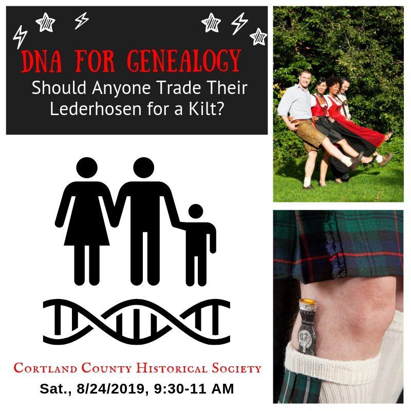genealogical course ny