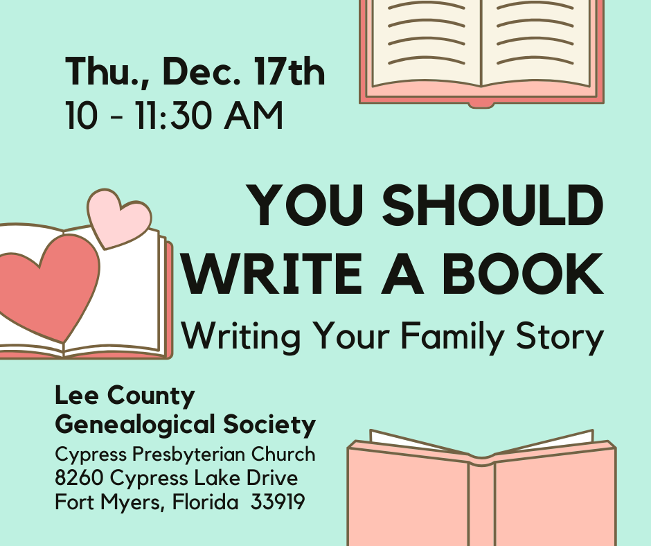 genealogy course