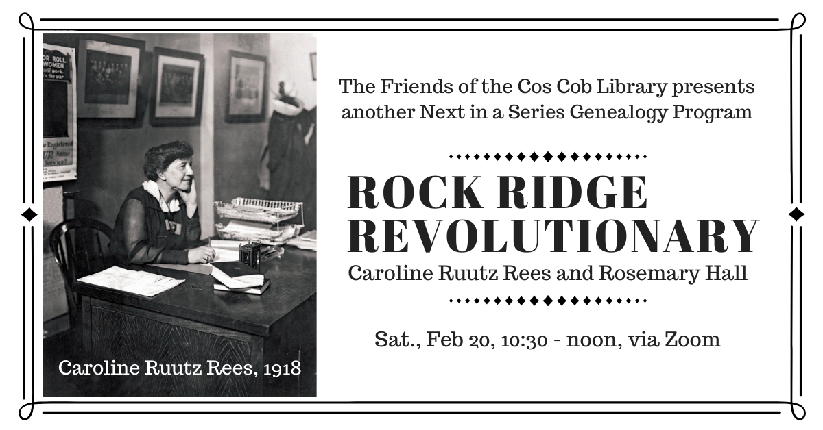 Rock Ridge Revolutionary