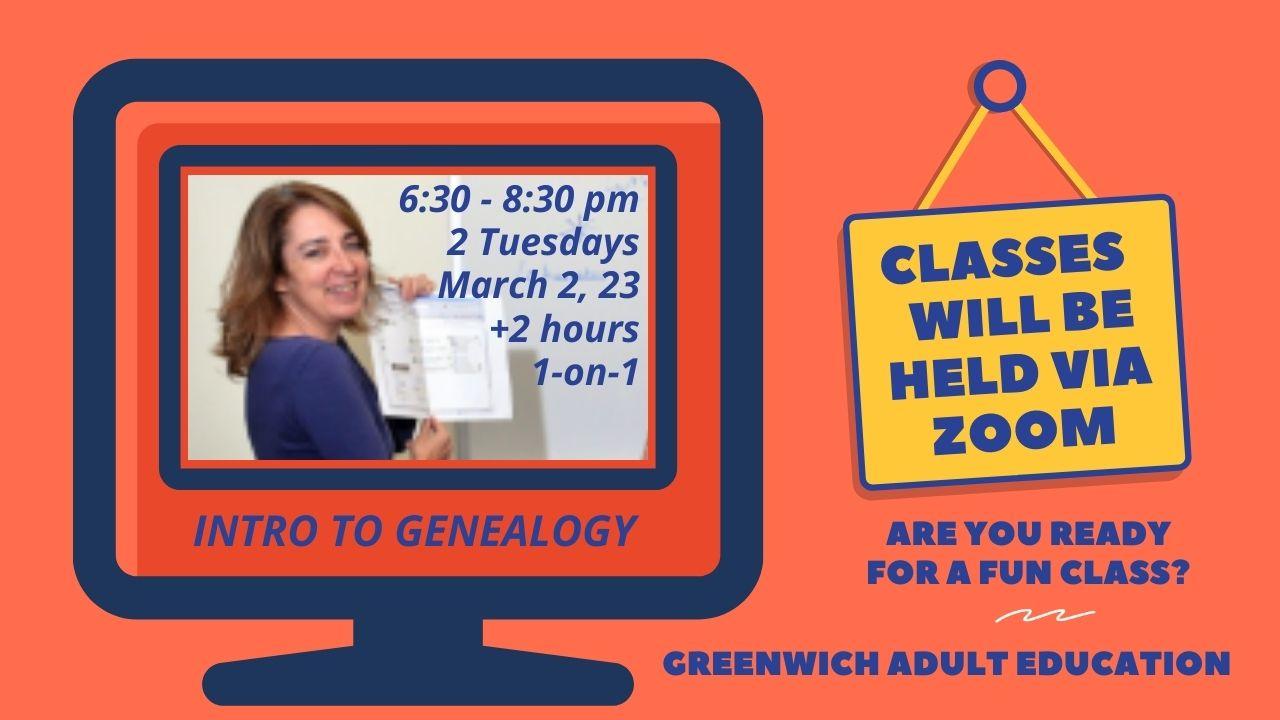 Intro to Genealogy